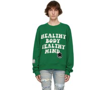A Love Movement Edition 'Healthy Body' Sweatshirt