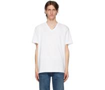 Three-Pack V-Neck Classic-Fit Tshirt