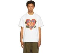 Graphic 'Heart & Mind' Tshirt