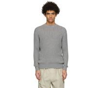 Cashmere Hard Twist Pullover
