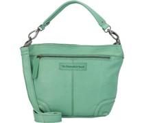 Vintage Lisa Handtasche Leder green
