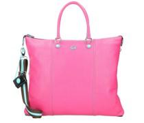 G3 Plus L Handtasche Leder cyclamen