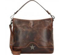 Ranger Handtasche Leder brown