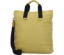 Vika X Change Handtasche Leder lime