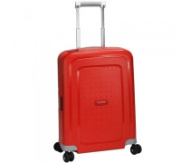S'Cure Spinner 4-Rollen Kabinentrolley crimson red
