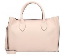 Handtasche Leder nude