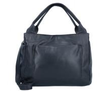 Cardiff Handtasche Leder black