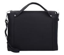 Tana Handtasche Leder black