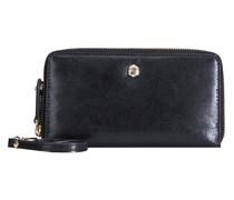 Zulu Geldbörse RFID Leder black
