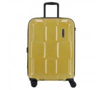 Crate Reflex 4-Rollen Trolley 66cm golden glimmer