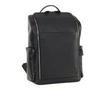 Ottawa Rucksack RFID Leder Laptopfach
