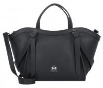 Solana Handtasche Leder black