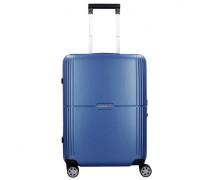 Orfeo Spinner 4-Rollen Kabinentrolley cobalt blue