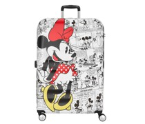 Wavebreaker Disney 4-Rollen Trolley minnie-comics-white