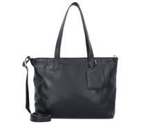 Jenner Shopper Tasche Leder black