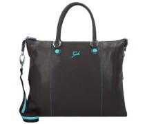 G3 Plus Handtasche Leder ebano
