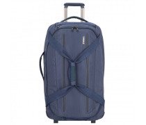 Crossover 2 2-Rollen Reisetasche dress blue
