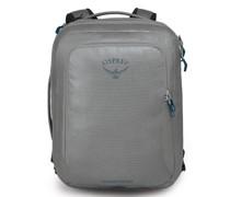 Transporter Global Carry-On Rucksack Laptopfach smoke grey