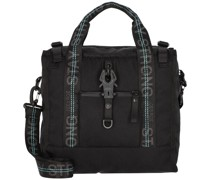 Nylon Roots Show Ping Handtasche bag in black