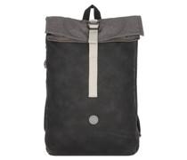 Edgeland Premium Ryan Rucksack Laptopfach granit slate pe