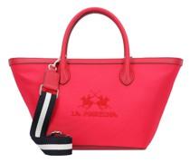 Estela Shopper Tasche rosso