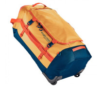 Cargo Hauler Faltbare 2-Rollen Reisetasche sahara yellow
