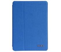Mobile Accessory iPad mini Hülle Leder french blue