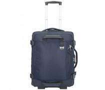 Midtown 2-Rollen Reisetasche Laptopfach dark blue