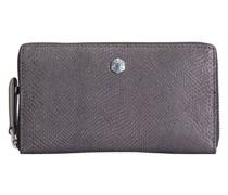 Valencia Geldbörse RFID Leder grey
