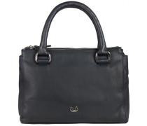 Piacenza Handtasche Leder black