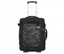 Midtown 2-Rollen Reisetasche Laptopfach camo grey