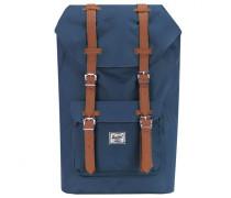 Little America Backpack Rucksack Laptopfach