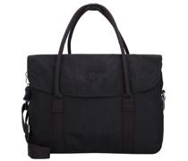 Basic Superworker Handtasche Laptopfach black noir