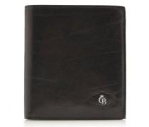 Gaucho Geldbörse RFID Leder 10, black