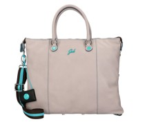 G3 Plus Handtasche Leder mauve