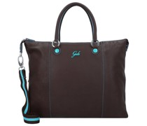 G3 Plus Handtasche Leder moro