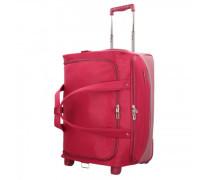 B-Lite Icon Upright 2-Rollen Reisetasche ruby red