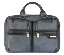 GT Supreme Aktentasche Laptopfach grey black