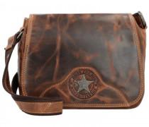 Ranger Umhängetasche Leder brown
