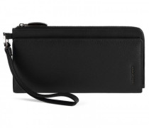 Modus Handgelenktasche RFID Leder black