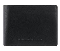 Business Geldbörse RFID Leder black