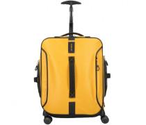 Paradiver Light Spinner 4-Rollen Reisetasche yellow