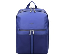 Activ-Eight Rucksack Laptopfach vivid blue