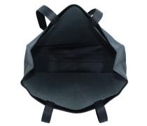 Simply 2 Shopper Tasche Leder black