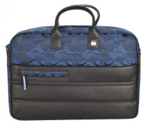 Boston Aktentasche I Laptopfach camouflage blu