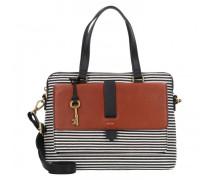Kinley Handtasche black stripe