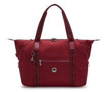 Relaxed Glam Art M Shopper Tasche elevated wine