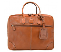 Life Pelle Aktentasche Leder Laptopfach leather