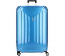 Neopulse Spinner 4-Rollen Trolley metallic intense blue