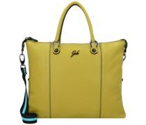G3 Plus Handtasche Leder cedro